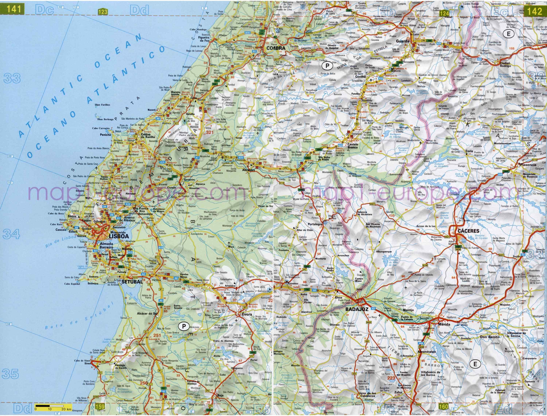 Гармин Карта Польши
