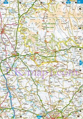 Графства северный йоркшир англия